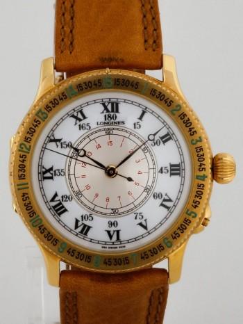 Longines Lindbergh Hour Angle NOS Ref. L9895216