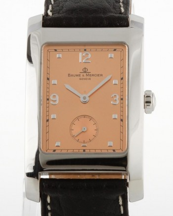 Baume & Mercier Hampton Quarz Stahl Ref. MV045063