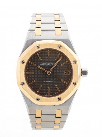 Audemars Piguet Royal Oak 36 mm Edelstahl/Gold Ref. 4100SA