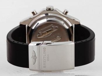 Breitling Bentley Motors Edelstahl an Kautschukband Ref. A25363