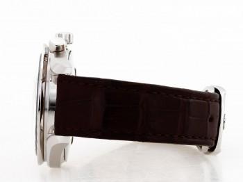 Omega Speedmaster Reduced an braunem Alligatorlederband Ref. 3835.70.35