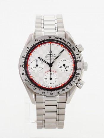 Omega Speedmaster Schumacher Racing aus Edelstahl Ref. 35173000