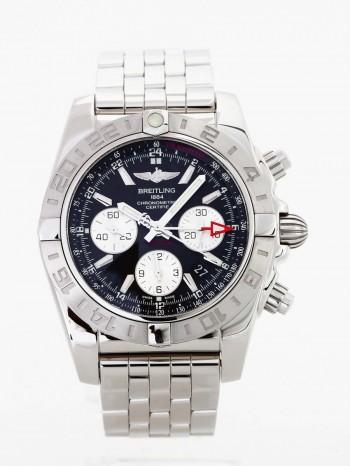 Breitling Chronomat 44 GMT aus Edelstahl Ref. AB042011/BB56