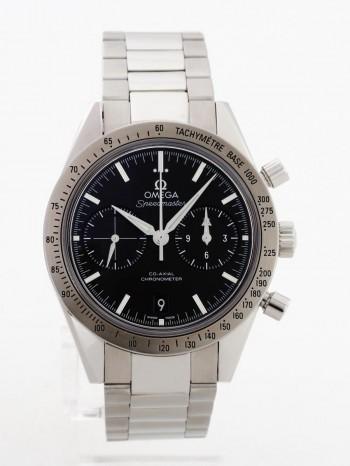 Omega Speedmaster Co-Axial Chronograph 41,5mm Edelstahl Ref. 33110425101001