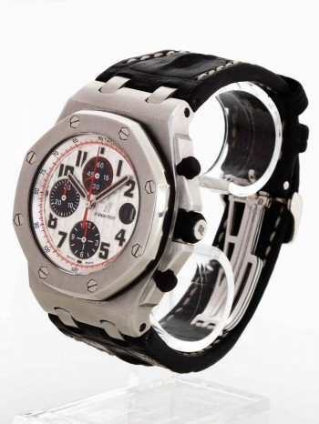 Audemars Piguet Royal Oak Offshore Panda Ref. 26170ST.OO.D101CR.02