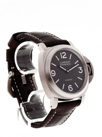 Panerai Luminor 8 Days - Handaufzug - Ref. PAM00562