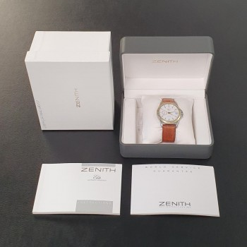 Zenith Elite GMT FULL SET Ref. 90/41.0033.682