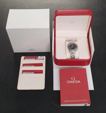 Omega Speedmaster Date Racing FULL SET Ref. 32330404006001