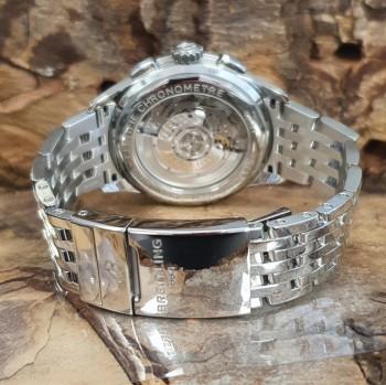 Breitling B01 Chronograph FULL SET Ref. AB0118A61C1A1
