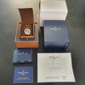 Breitling Premier Automatic 40 FULL SET Ref. A37340351B1A1