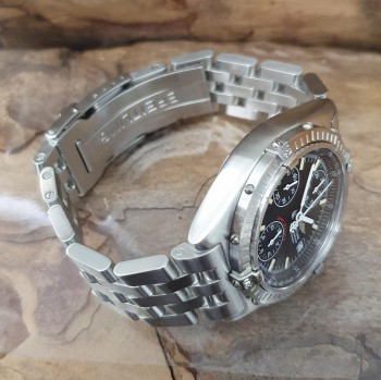 Breitling Chronomat Blackbird FULL SET Ref. A13350