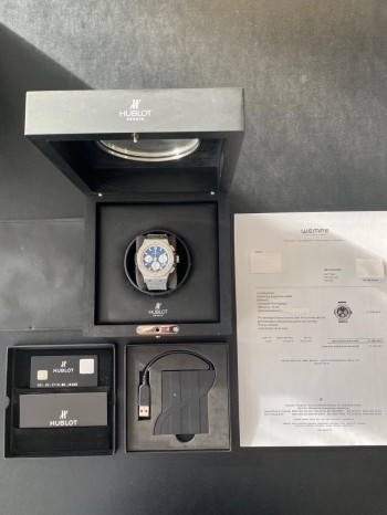 Hublot Big Bang Jeans FULL SET Ref. 301.SX.2710.NR