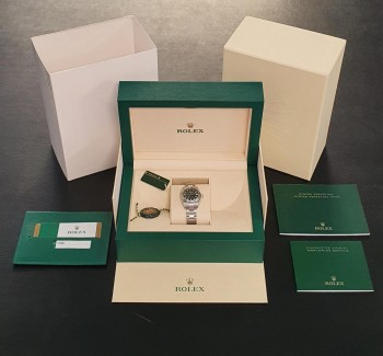 Rolex Oyster Perpetual Lady FULL SET Ref. 176200