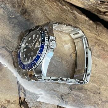 Rolex GMT-Master II BATMAN FULL SET Ref. 116710BLNR