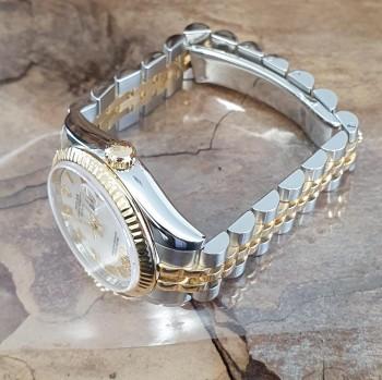 Rolex Datejust 31mm FULL SET LC100 Ref. 178273