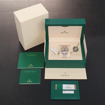 Rolex Datejust 36 NEU VERKLEBT FULL SET Ref. 116200