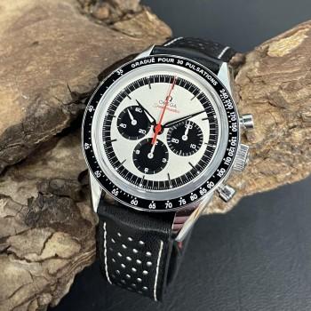 Omega CK2998 - Speedmaster Jubiläumsreihe Panda Pulsometer Ltd. - Ref. 31132403002001
