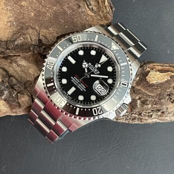 Rolex Sea-Dweller Red 43mm FULL SET Ref. 126600