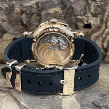 Breguet Marine Chronograph FULL SET Ref. 5827BR