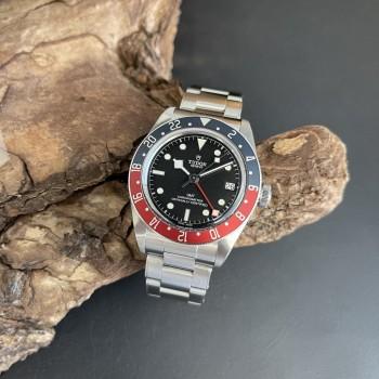 """Tudor Black Bay GMT """"PEPSI"""" FULL SET Ref. 79830RB"""