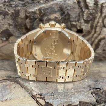 Audemars Piguet Royal Oak Chronograph FULL SET Ref. 26320OR.OO.1220OR.01