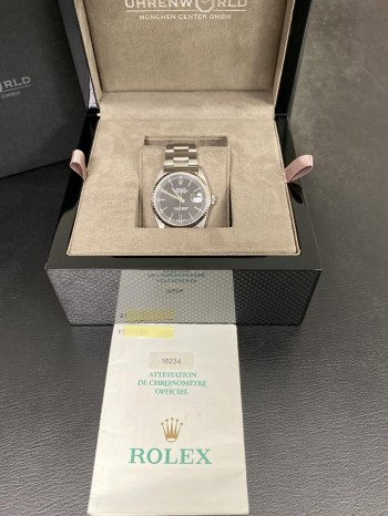 Rolex Oyster Perpetual Datejust 36mm Ref. 16234