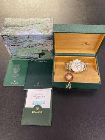 Rolex Cosmograph Daytona - MINT - FULL SET Ref. 116523