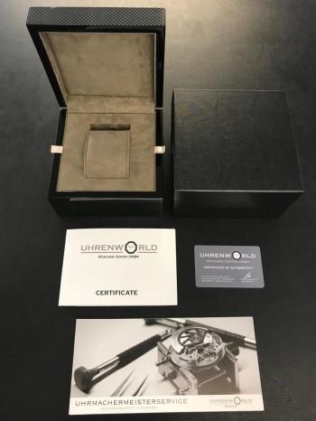 Zenith Taschenuhr gold plated 53mm