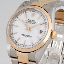 Rolex Oyster Perpetual Datejust Gold/Stahl 36mm Ref. 16203