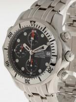 Omega Seamaster Professional Chronograph Automatik Stahl an Stahlband Ref.25988000