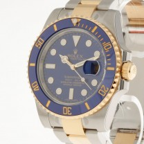 Rolex Oyster Perpetual Date Submariner Box + Papiere Ref.116613LB