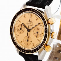 Omega Speedmaster with leather strap Ref. 175.0032