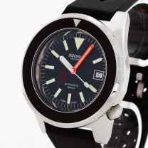Squale Professional Special Edition with rubber strap Ref. 8028