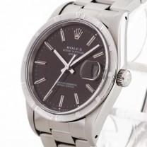 Rolex Oyster Perpetual Date Edelstahl Ref. 15210