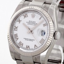 Rolex Oyster Perpetual Datejust 36mm Edelstahl Ref. 116234