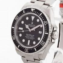 Rolex Oyster Perpetual Sea-Dweller Date 4000 Edelstahl Ref. 116600 LC100