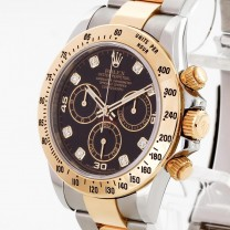Rolex Oyster Perpetual Cosmograph Daytona Chronograph Ref. 116523 LC100