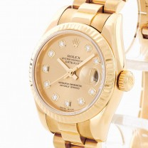 Rolex Oyster Perpetual Datejust Lady 26 mm Ref. 179178