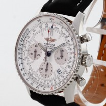 Breitling Navitimer with leather strap Ref. A2332212