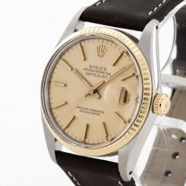 Rolex Oyster Perpetual Datejust 36 stainless steel/18 k gold Ref. 16013