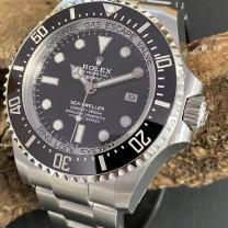 Rolex Sea-Dweller Deepsea Ref. 126660 Verklebt LC100