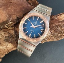Omega Constellation Co-Axial 38mm FULL SET Ref. 12320382103001