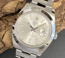 Rolex Datejust II FULL SET Ref. 116300