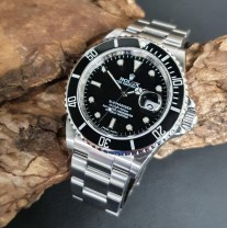 Rolex Submariner Date FULL SET REHAUT Ref. 16610