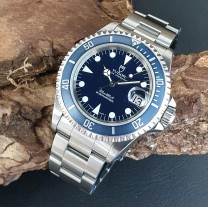 Tudor Submariner Blau UNPOLIERT FULL SET Ref. 79190