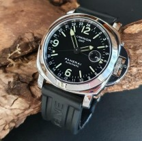 Panerai Luminor GMT PAM00063 FULL SET NEW PANERAI SERVICE Ref. OP6524