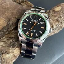 Rolex Milgauss FULL SET Ref. 116400GV