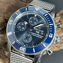 Breitling Superocean Heritage II Chronograph FULL SET Ref. A13313161C1A1