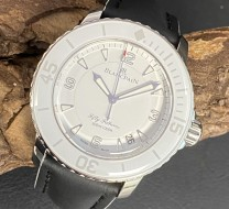 Blancpain Fifty Fathoms White FULL SET Ref. 5015