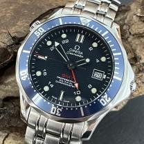 Omega Seamaster Diver 300M GMT Ref. 2535.80.00